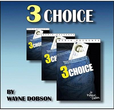 3 Choice - magic