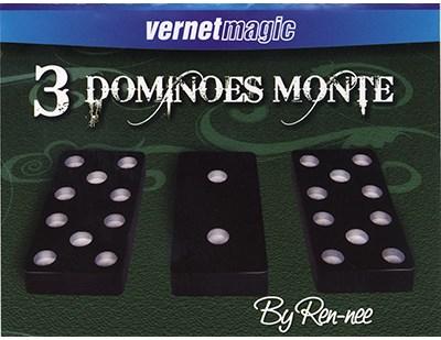 3 Dominoes Monte - magic