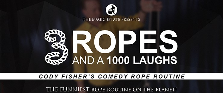 3 Ropes and 1000 Laughs - magic
