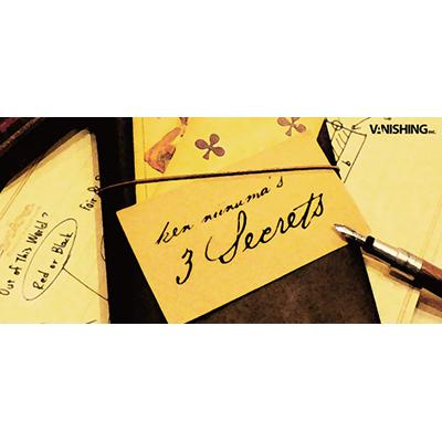 3 Secrets - magic