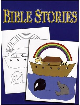 3 Way Coloring Book - Bible - magic