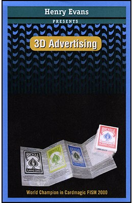 3D Advertising - magic