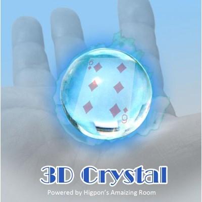 3D Crystal - magic
