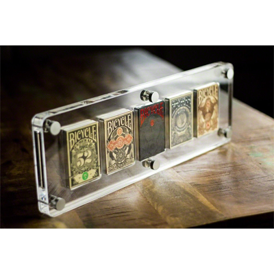 5 Deck Card Case - magic