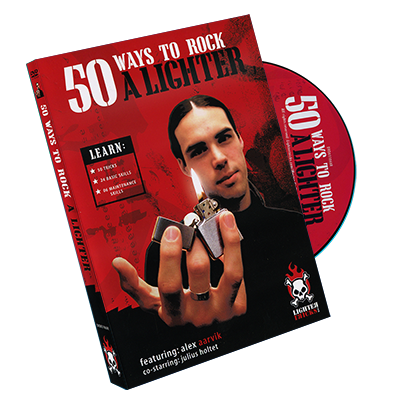 50 Ways To Rock A Lighter - magic