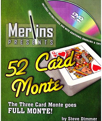 52 Card Monte - magic