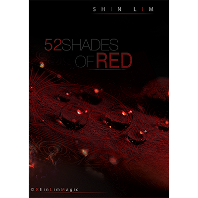 52 Shades of Red - magic