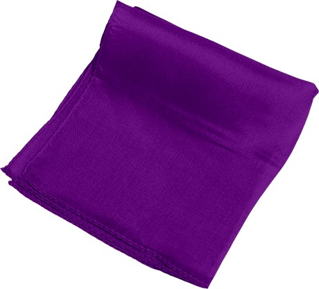 """6"""" Silk (Violet) - magic"""