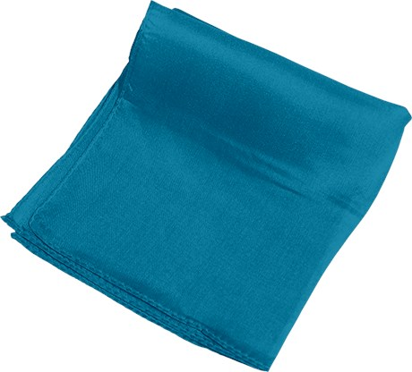 "9"" Silk (Turquoise) - magic"