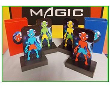 Hippity-Hop Aliens - magic