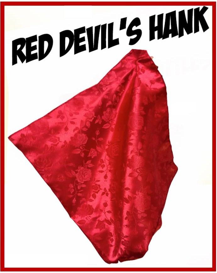 Super Giant Devil's Hank -- Red - magic