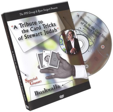 A Tribute To The Card Tricks Of Stewart Judah - magic