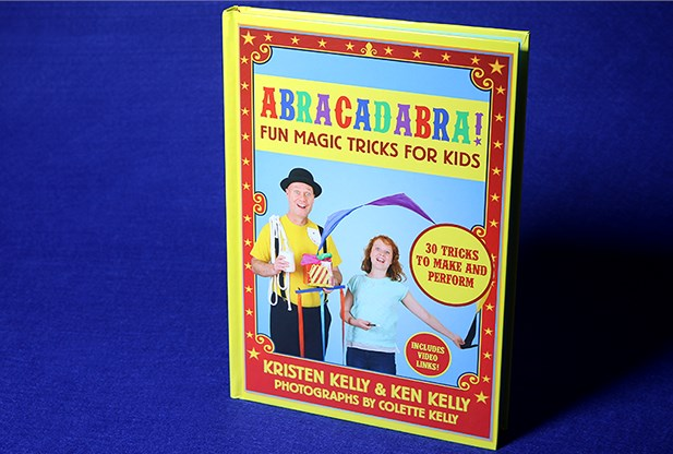 Abracadabra Fun Magic Tricks For Kids - magic