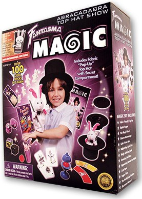 Abracadabra Top Hat Show - magic