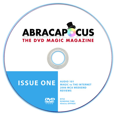 Abracapocus Issue 1 - magic