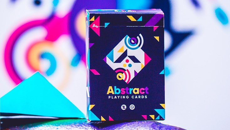 Abstract Playing Cards V1 - magic