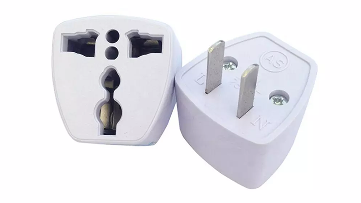AC Electrical Power UK AU EU To US Plug Adapter Converter USA Universal Power Plug Adaptador Connector - Other - magic