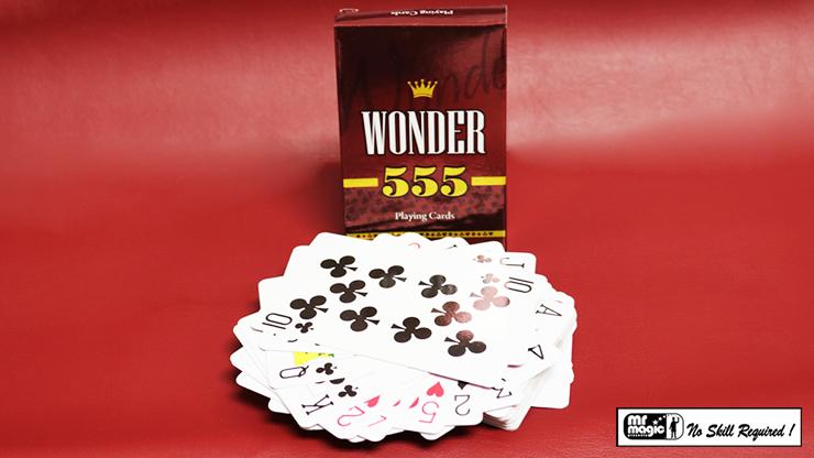 Accordion Cards - magic