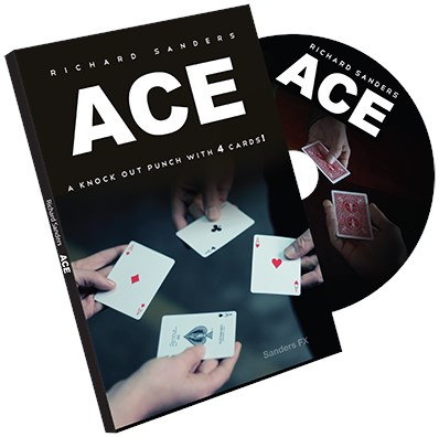 ACE by Richard Sanders - magic