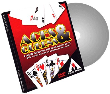 Aces and Queens - magic