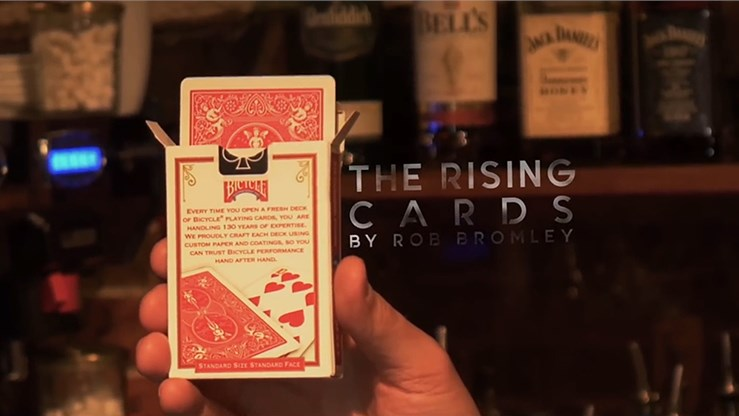 The Rising Cards - magic