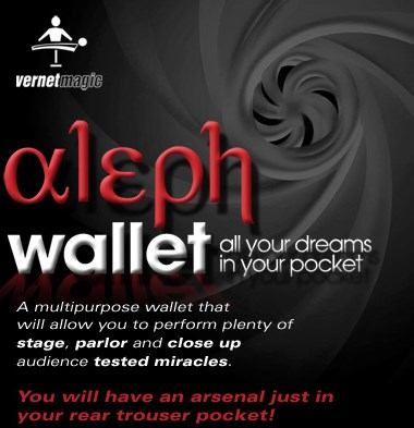 Aleph Wallet - magic
