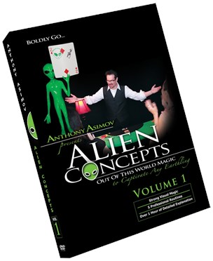 Alien Concepts Part 1 - magic