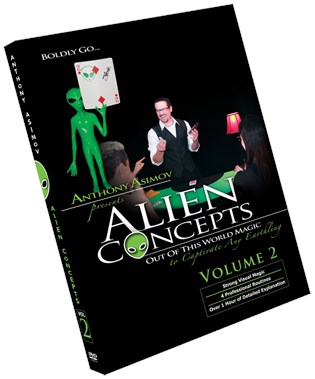 Alien Concepts Part 2 - magic