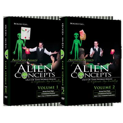 Alien Concepts - magic