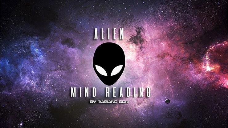 Alien Mind Reading - magic