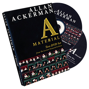 Allan Ackerman A Material - magic