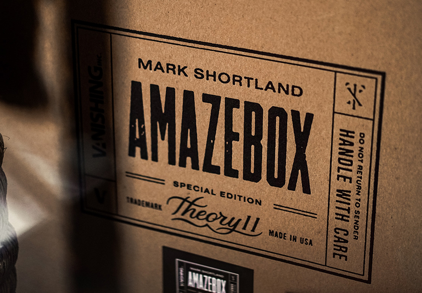 AmazeBox Kraft - magic