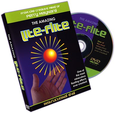 Amazing Lite Flite Instructional DVD - magic