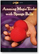 Amazing Magic Tricks with Sponge Balls - magic