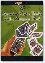 Amazing Magic Tricks with Stripper Decks - magic