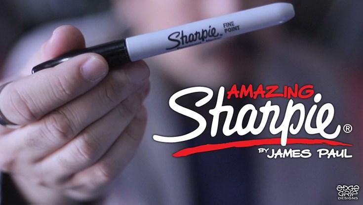 Amazing Sharpie Pen - magic