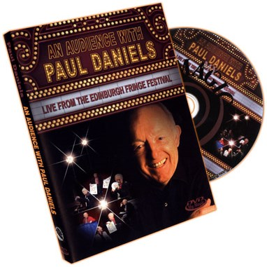 An Audience With Paul Daniels - magic