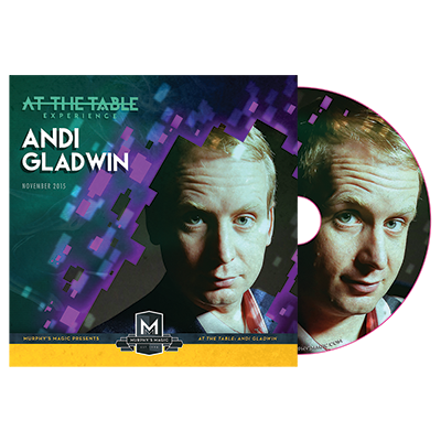 Andi Gladwin Live Lecture DVD - magic