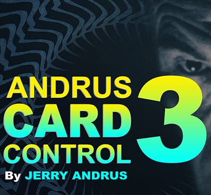 Andrus Card Control 3 - magic