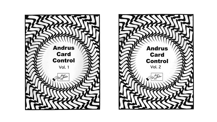 Andrus Card Control ebook - magic