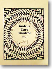 Andrus Card Control - magic