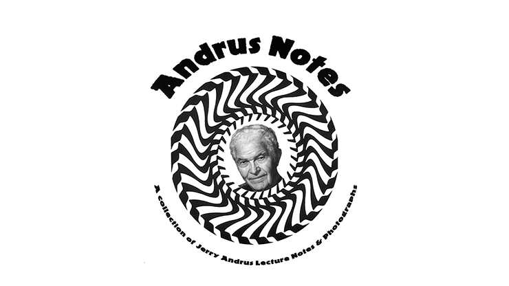 Andrus Notes eBook - magic