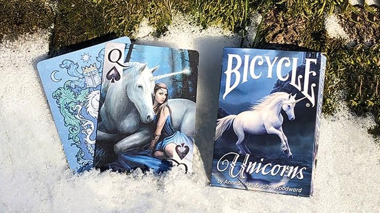 Anne Stokes Unicorns Cards - magic