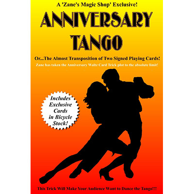 Anniversary Tango - magic