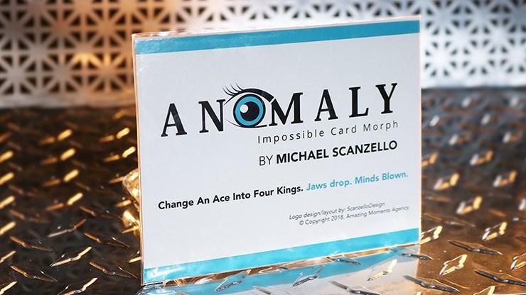 Anomaly - magic