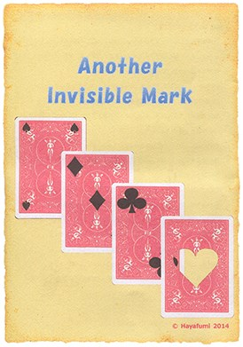 Another Invisible Mark - magic