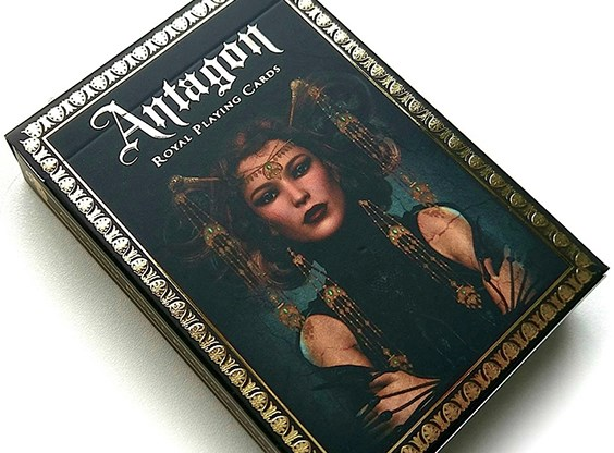 Antagon  Playing Cards - magic