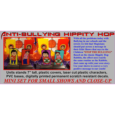 Anti-Bullying Hippity Hops (Small) - magic