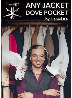 Any jacket dove pocket - magic