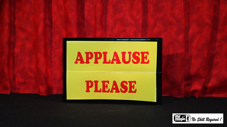 Applause Card - magic